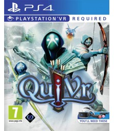 QuiVR (PS VR jaoks) PS4